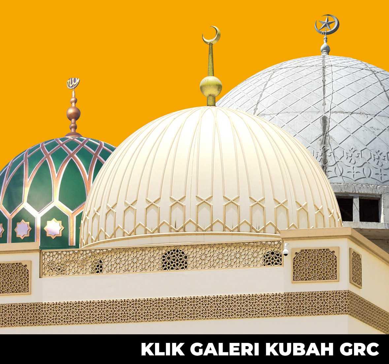 GAMBAR KUBAH GRC